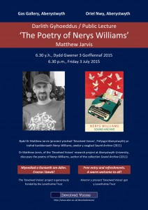 nerys-williams-lecture-poster