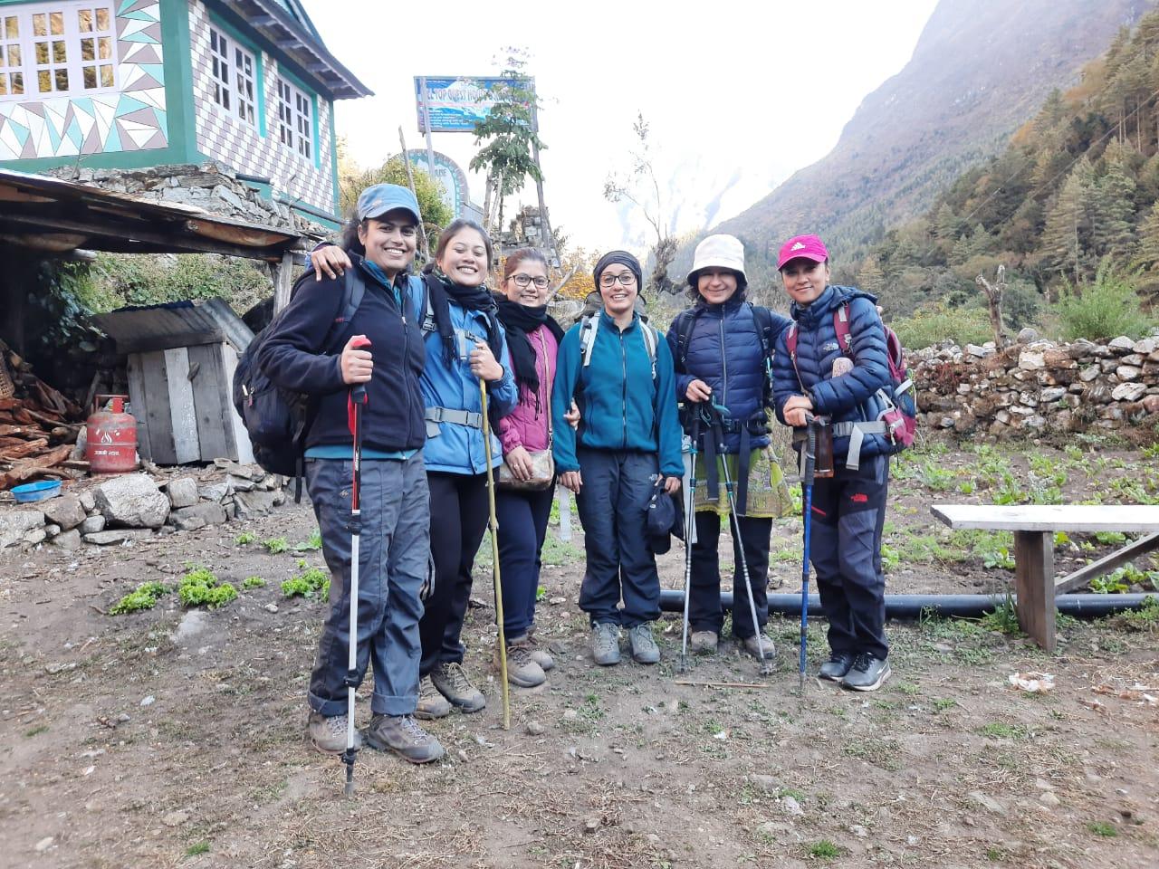 IGCP ladies team