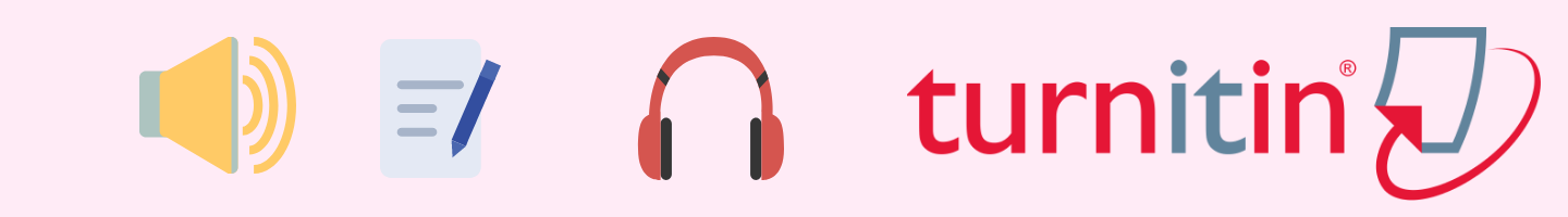 Banner for Audio Feedback